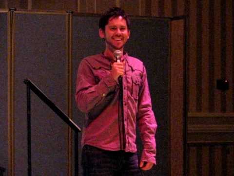 Martin Delaney in Las Vegas, 2008