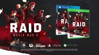 RAID Gameplay Trailer [PEGI]