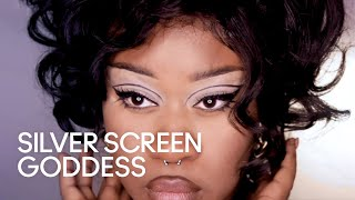 Halloween How To: Silver Screen Goddess | MAC Cosmetics