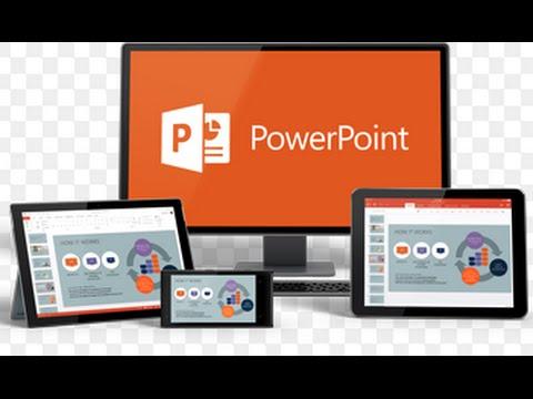 Презентация с iPad, Microsoft PowerPoint. Microsoft PowerPoint for iPad Review