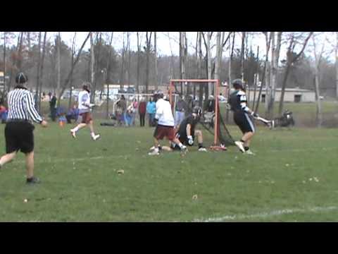 Ian Ackerman to Nick Mccloskey Goal