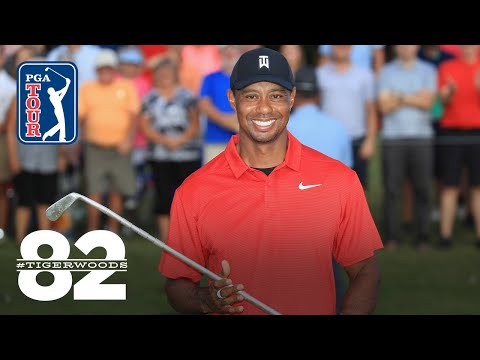Tiger Woods Wins 2018 TOUR Championship | Chasing 82
