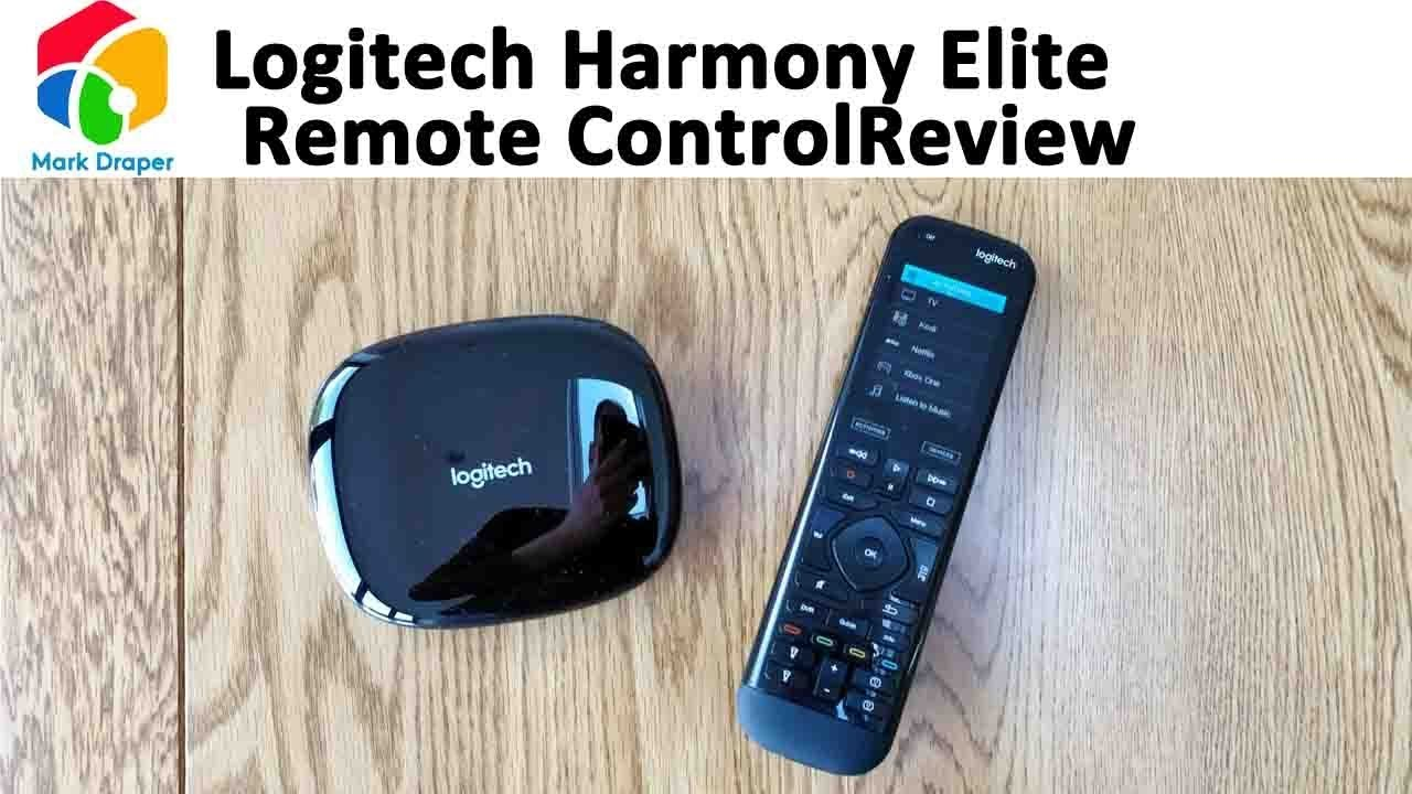 Logitech Harmony Elite Remote Control Review