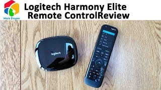 Logitech Harmony Elite Remote Control Review