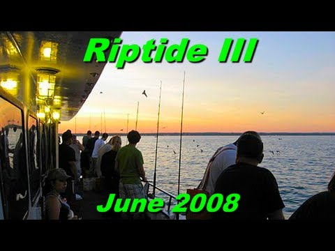 Riptide III Night Fishing - City Island, New York