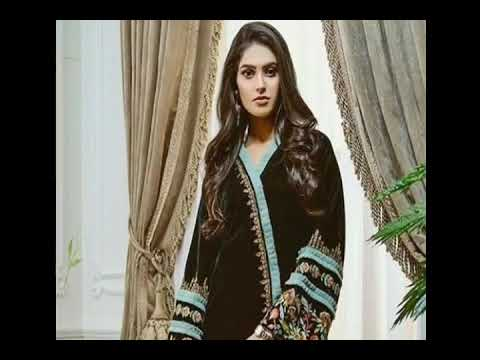 Pakistani Salwar Kameez suit //Bollywood Indian Designer Embroidery lehenga outfit