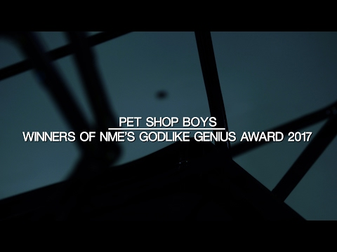NME Awards 2017: Pet Shop Boys react to being our Godlike Geniuses