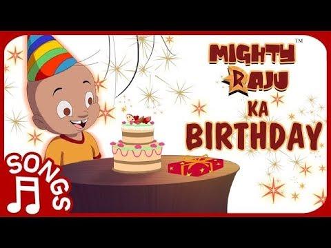 Mighty Raju ka Birthday | Musical Compilation