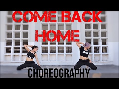 BTS (방탄소년단) - Come Back Home | DANCE CHOREOGRAPHY CHALLENGE