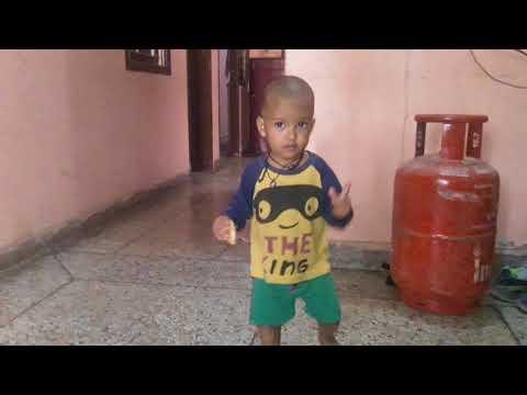 Dance little girl Anjali
