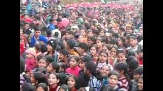 pammi and nati king kuldeep sharma in utrakhand  Barkot live show.AVI