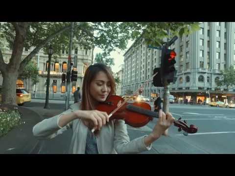 All We Know Violin Cover by Kezia Amelia