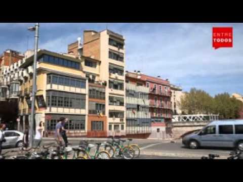 Girona ciutat de postal