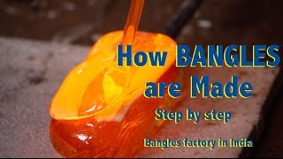 How Bangles are Made Documentry | The Glass Industry | Ankit azad