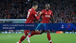UEFA Champions League | Liverpool vs FC Porto | Highlights