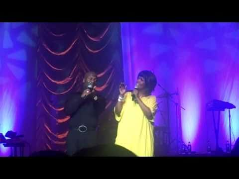 Bebe and Cece Winans Live at Madison Square Garden with Mary Mary  . Close To You