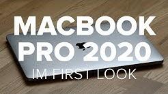 MacBook Pro 2020 im Praxis-Test: Mehr Power, bessere Tastatur | deutsch
