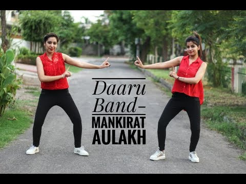 Daaru Band | Mankirat Aulakh |Bollywood+Bhangra Cover By Mansi