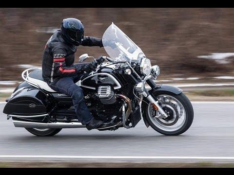 Test-Video |  Moto Guzzi California 1400 Touring | Actionaufnahmen & Onboard