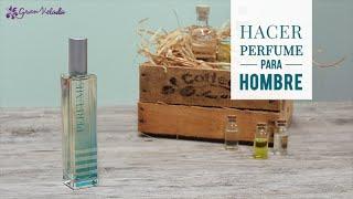 Hacer perfume para Hombre
