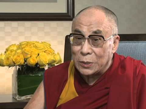 VOA Dalai Lama Interview Part 1