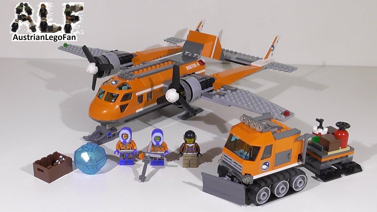 lego coast guard plane instructions
