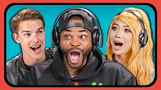 YOUTUBERS REACT TO LIL TAY