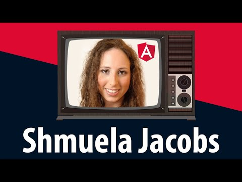 Reactive Powered: RxJS with Angular Forms   Shmuela Jacobs