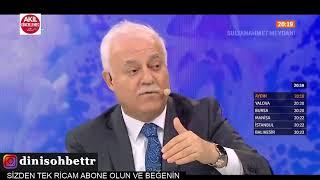 Nihat Hatipoğlu İle iftar 16 Mayıs 2019