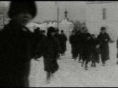 1912 год. Вятская губерния, город Сарапул.