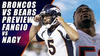 Chicago Bears vs Denver Broncos: NFL Week 2