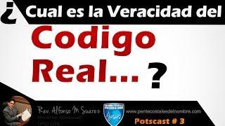 ¿Cual es la veracidad del codigo real? - Semana # 3