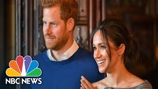 Special Report: Prince Harry, Meghan Markle Make First Public Appearance With Baby | NBC News