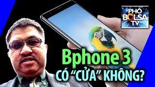 """Made in Vietnam: Bphone 3 có """"cửa"""" trên thị trường điện thoại không?"""