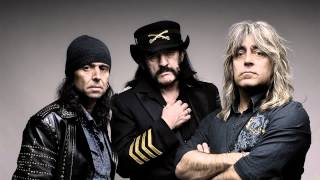 Motörhead - Ace of Spades - Backing Track