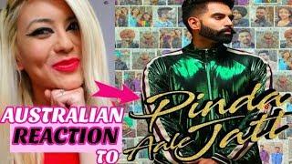 PINDA AALE JATT | Parmish Verma | Australian Reaction!