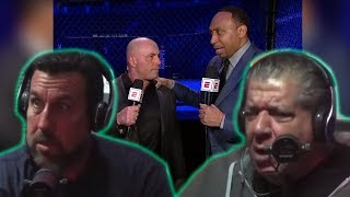 Big John and Joey Diaz on Stephen A Smith's Comments About Cowboy  Cerrone After UFC 246