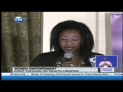 Women empowered as they focused on wealth creation