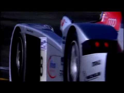 Audi R8 Le Mans Tribute