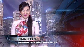 VIETLIVE TV ngày 29 01 2020