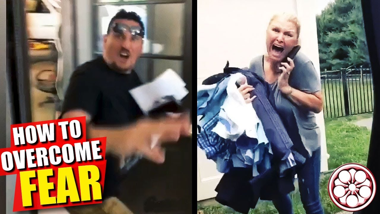 Can you REALLY Train for SURPRISE & FEAR?... We look at PRANK Videos