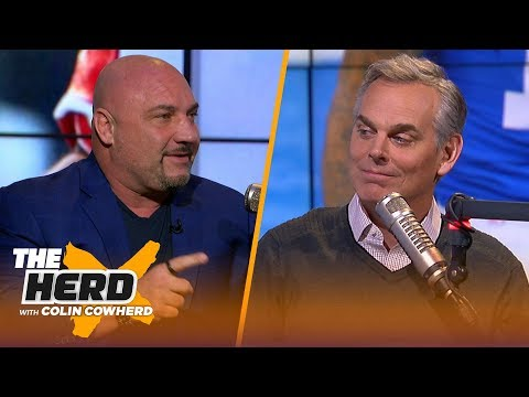 Jay Glazer breaks down AB to Raiders trade, sticks to his OBJ trade prediction | NFL | THE HERD