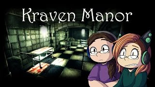 KatFTWynn~River: Kraven Manor (Indie Horror Game) ~Complete~