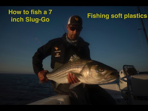 How To Fish A Slug-go! The Best Saltwater Fishing Lure!