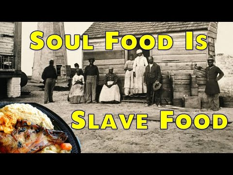 Soul Food is Plantation Food