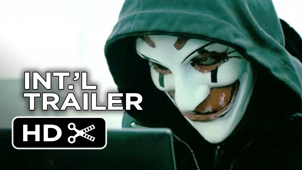 Who Am I No System Is Safe Official Trailer 1 2014 Tom