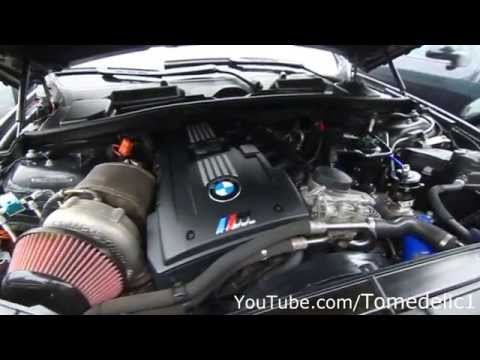 BMW 335I w/ 813HP: ONBOARD RIDE, Burnout & LOUD Accelerations