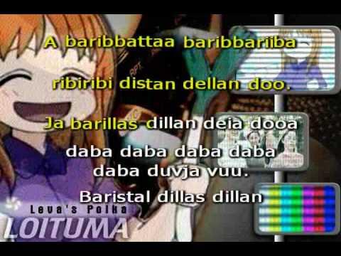 Karaoke - Loituma - Leva's Polka