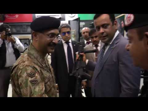 Administrator DHA, CPLC Chief and DIGP Security held a coord