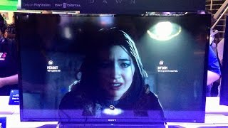 Until Dawn (PS4) - Demo COMPLETA / FULL Demo - E3 2015